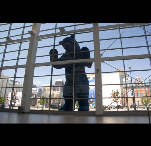 Colorado Convention Center With Lawrence Argent Sculpture: Sculpture For Sale By Artist